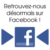 Retrouvez nous sur Facebook