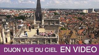 Dijon : notre ville comme vous ne l'avez jamais vue !