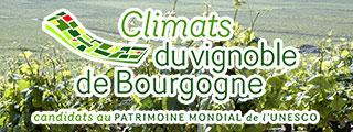 Climats du vignoble de Bourgogne !