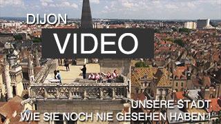 Dijon : unsere Stadt wie Sie noch nie gesehen haben !