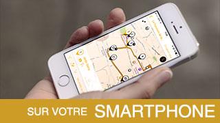 Suivez la chouette sur votre smartphone Apple ou Android !