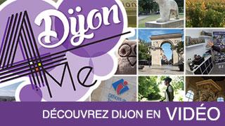 Dijon4Me : Notre nouvelle chaîne YouTube pour découvrir Dijon en vidéo !