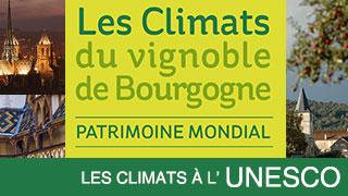 Les Climats de Bourgogne au Patrimoine Mondial de l'UNESCO !