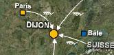 Getting to Dijon